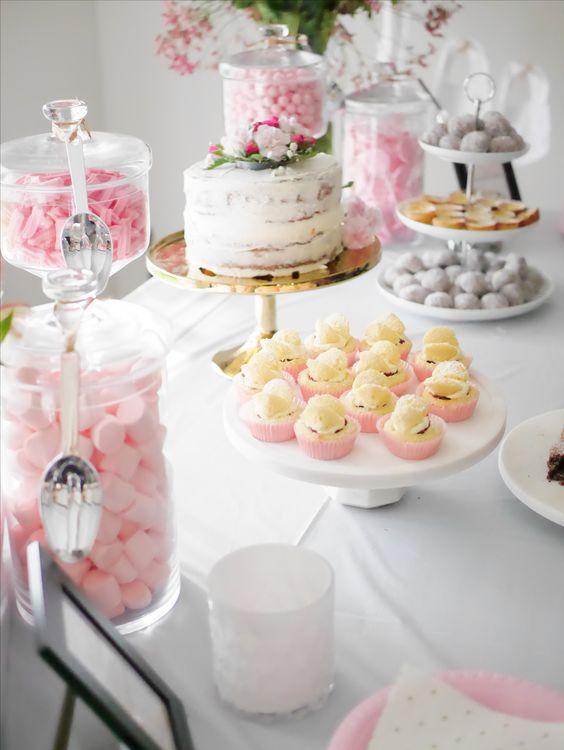 Candybar na svadbu - inšpirácie - Obrázok č. 75