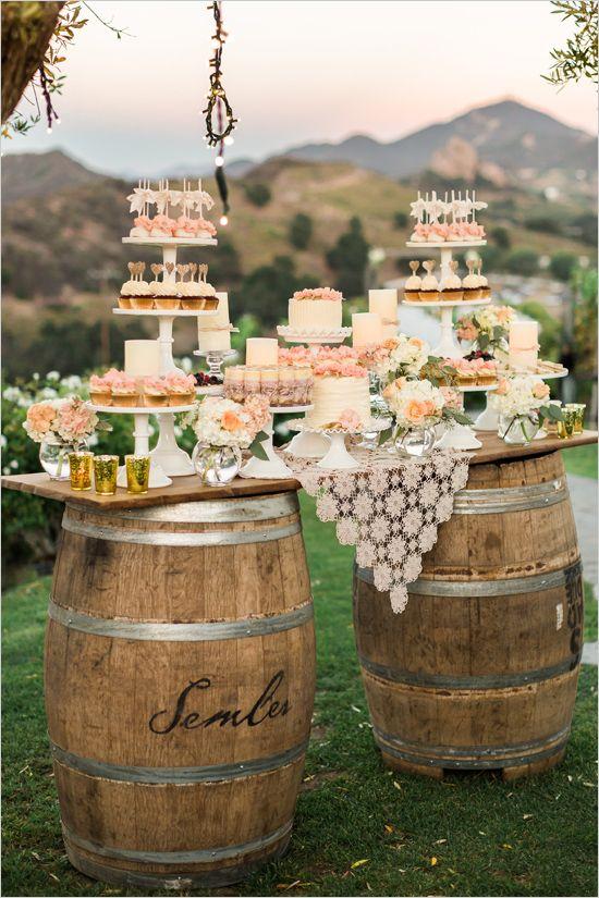 Candybar na svadbu - inšpirácie - Obrázok č. 76