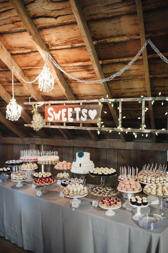 Candybar na svadbu - inšpirácie - Obrázok č. 80
