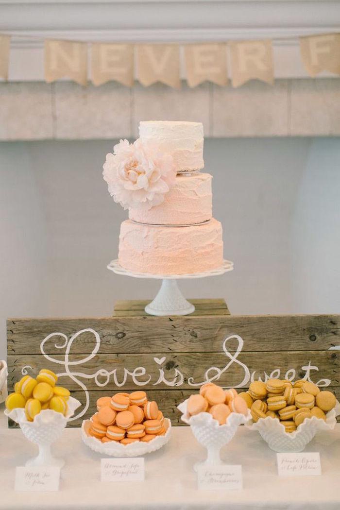 Candybar na svadbu - inšpirácie - Obrázok č. 81