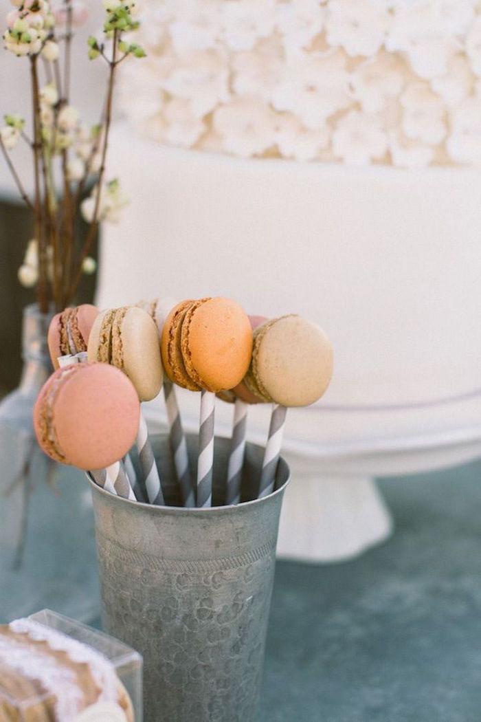 Candybar na svadbu - inšpirácie - Obrázok č. 82