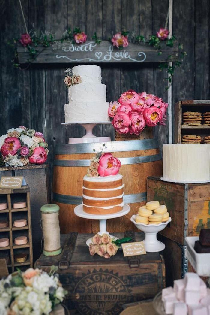 Candybar na svadbu - inšpirácie - Obrázok č. 83