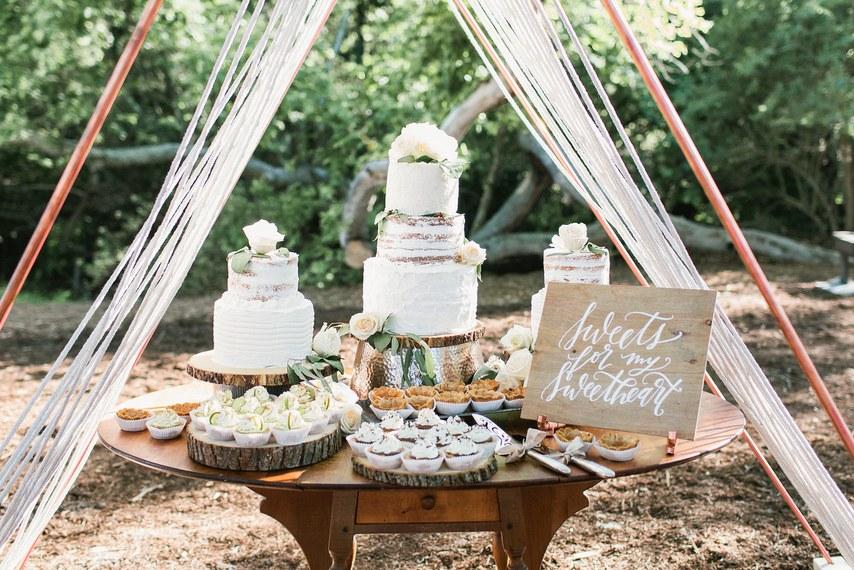 Candybar na svadbu - inšpirácie - Obrázok č. 91