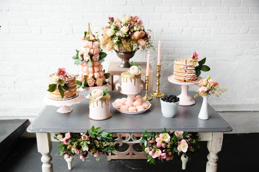 Candybar na svadbu - inšpirácie - Obrázok č. 93
