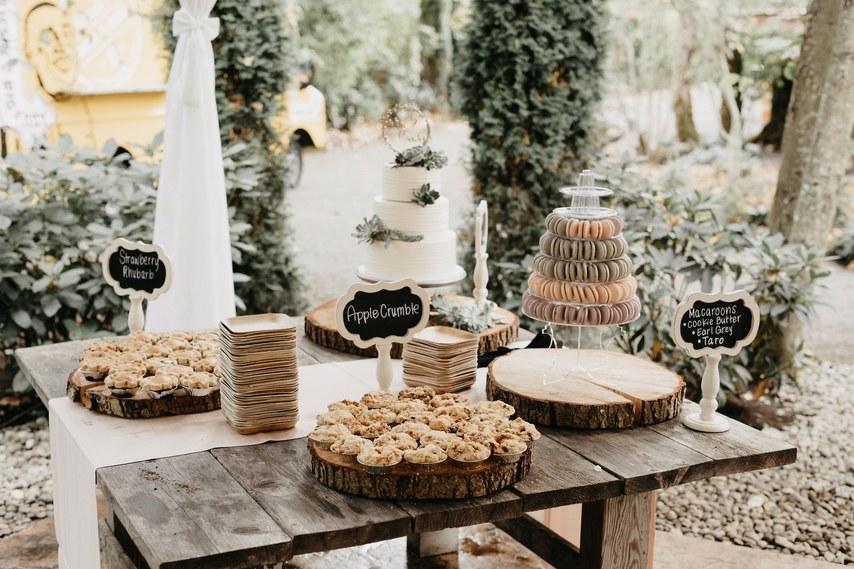 Candybar na svadbu - inšpirácie - Obrázok č. 95