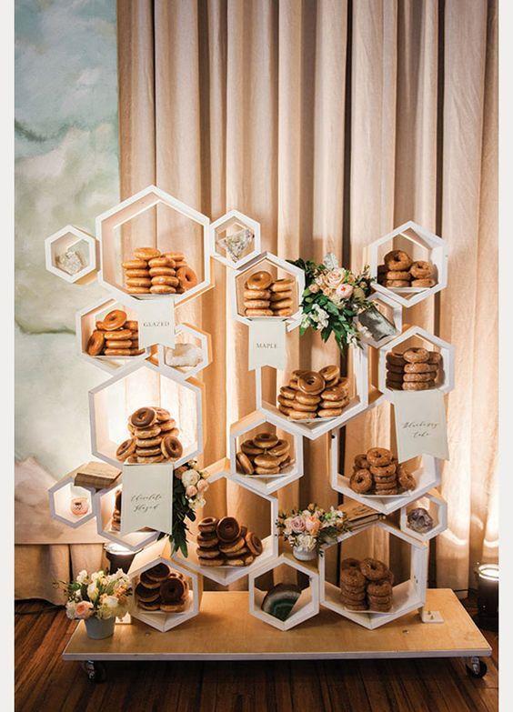 Candybar na svadbu - inšpirácie - Obrázok č. 98
