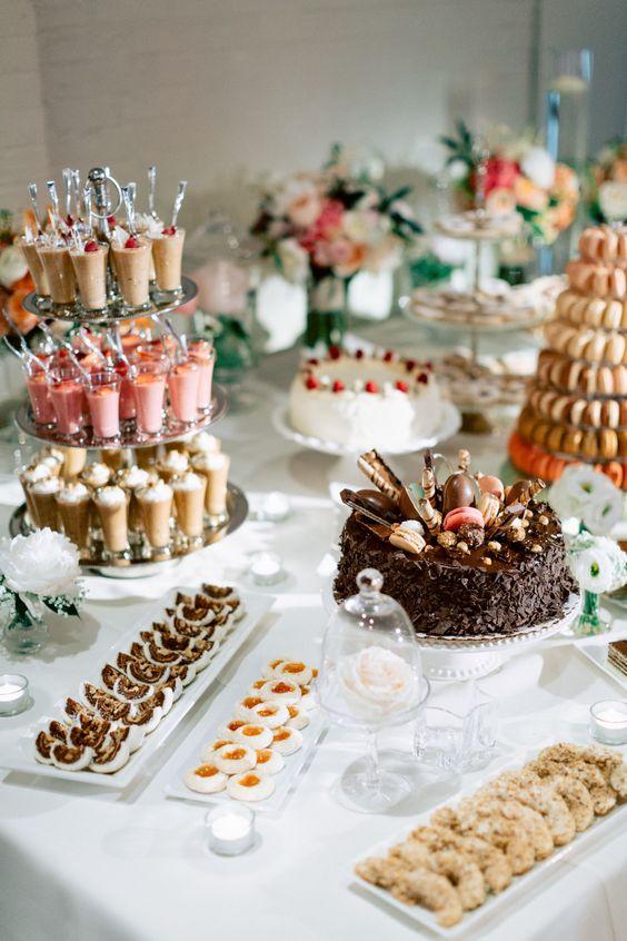 Candybar na svadbu - inšpirácie - Obrázok č. 99