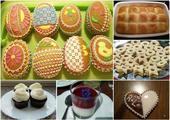 Svatební cupcakes a jiné cukroví ,