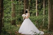 Svadobné šaty od Natashy Azaryi, 34