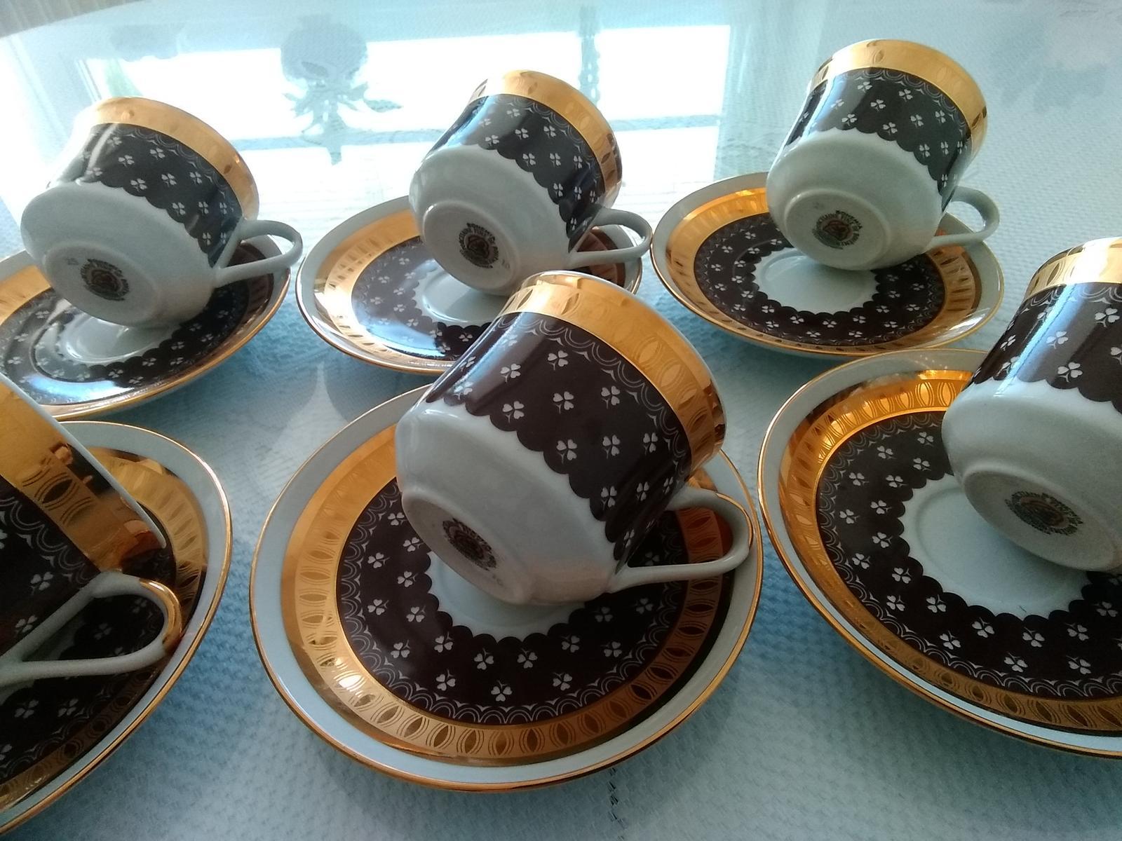 Kávová suprava bohemia - Obrázok č. 2