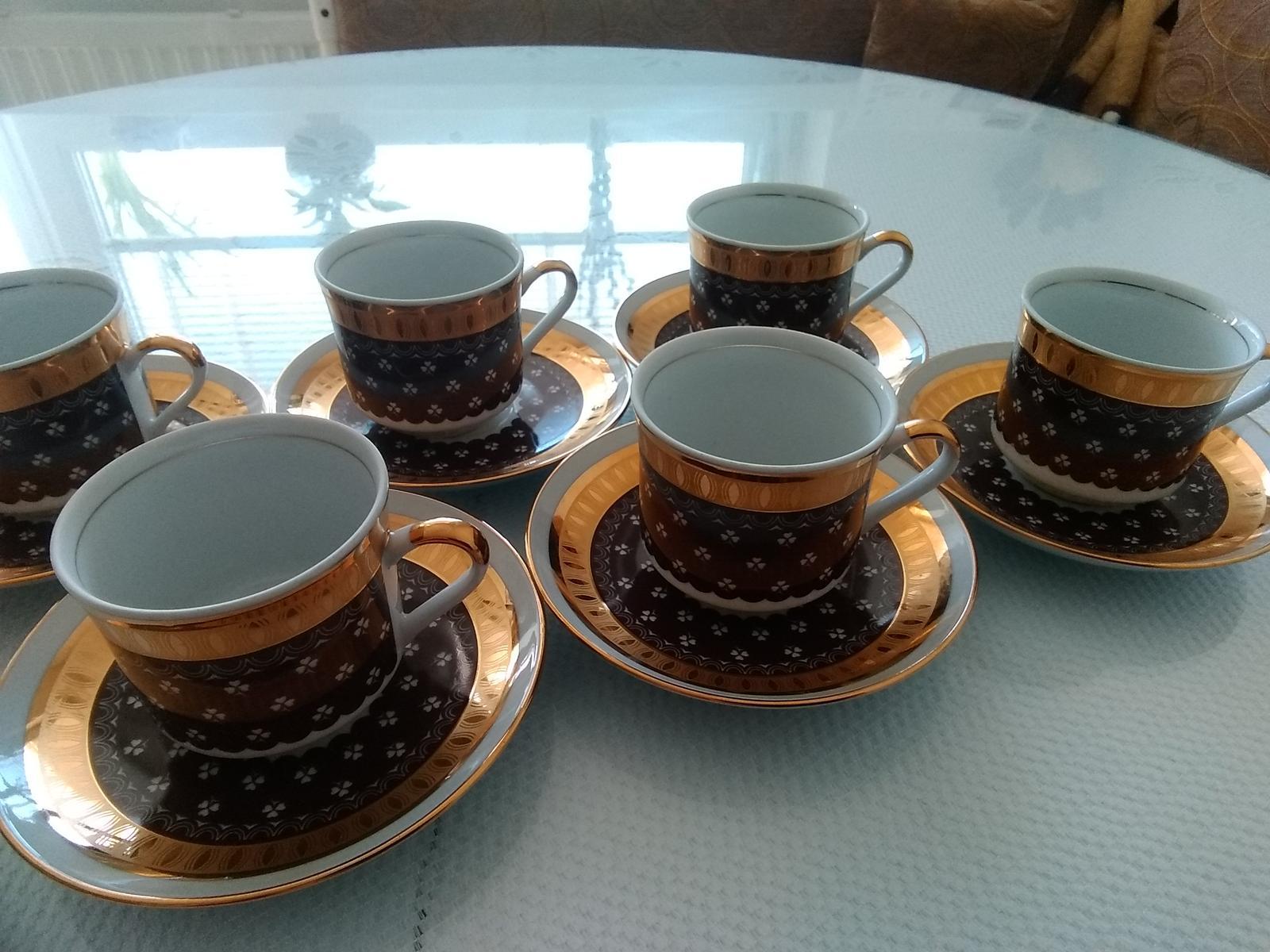 Kávová suprava bohemia - Obrázok č. 3