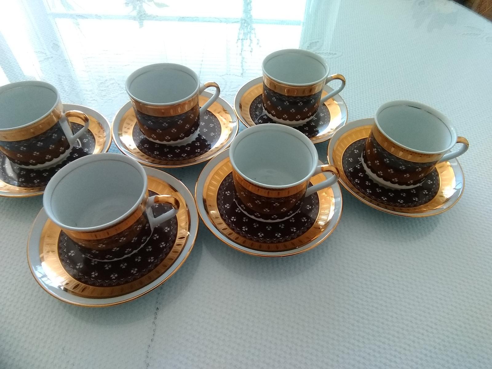 Kávová suprava bohemia - Obrázok č. 4