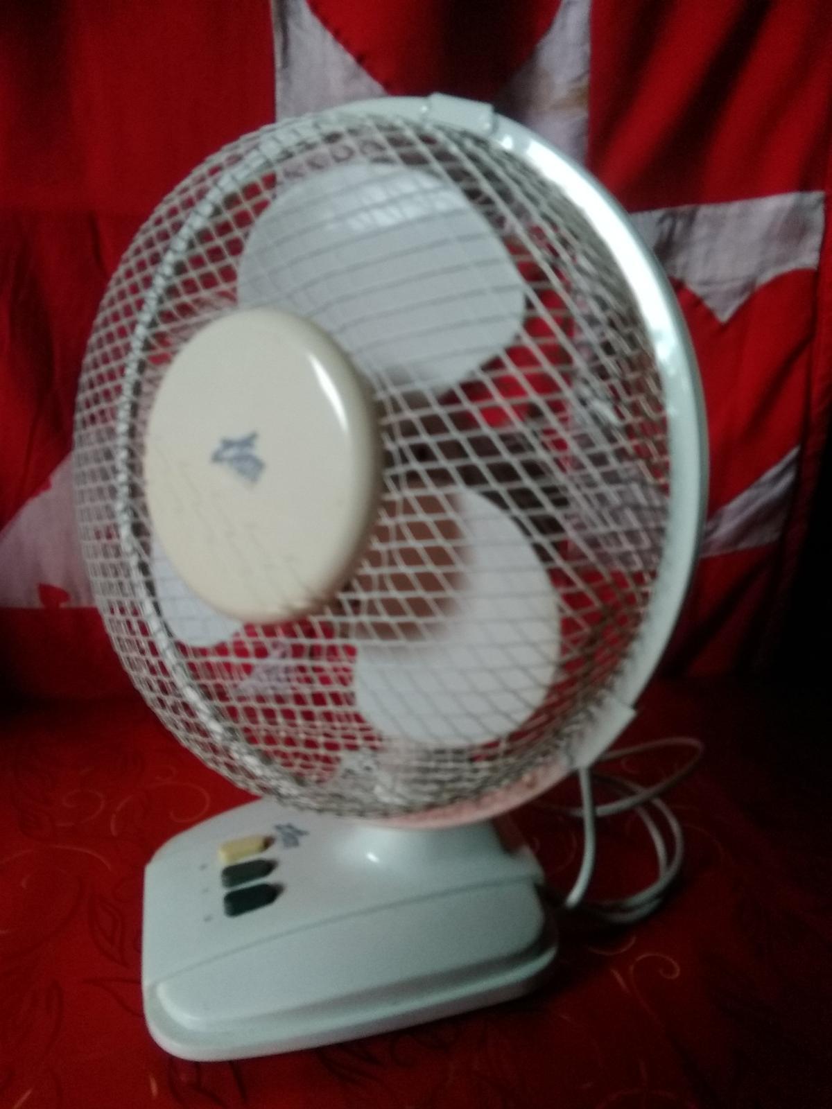 Ventilátor  - Obrázok č. 1