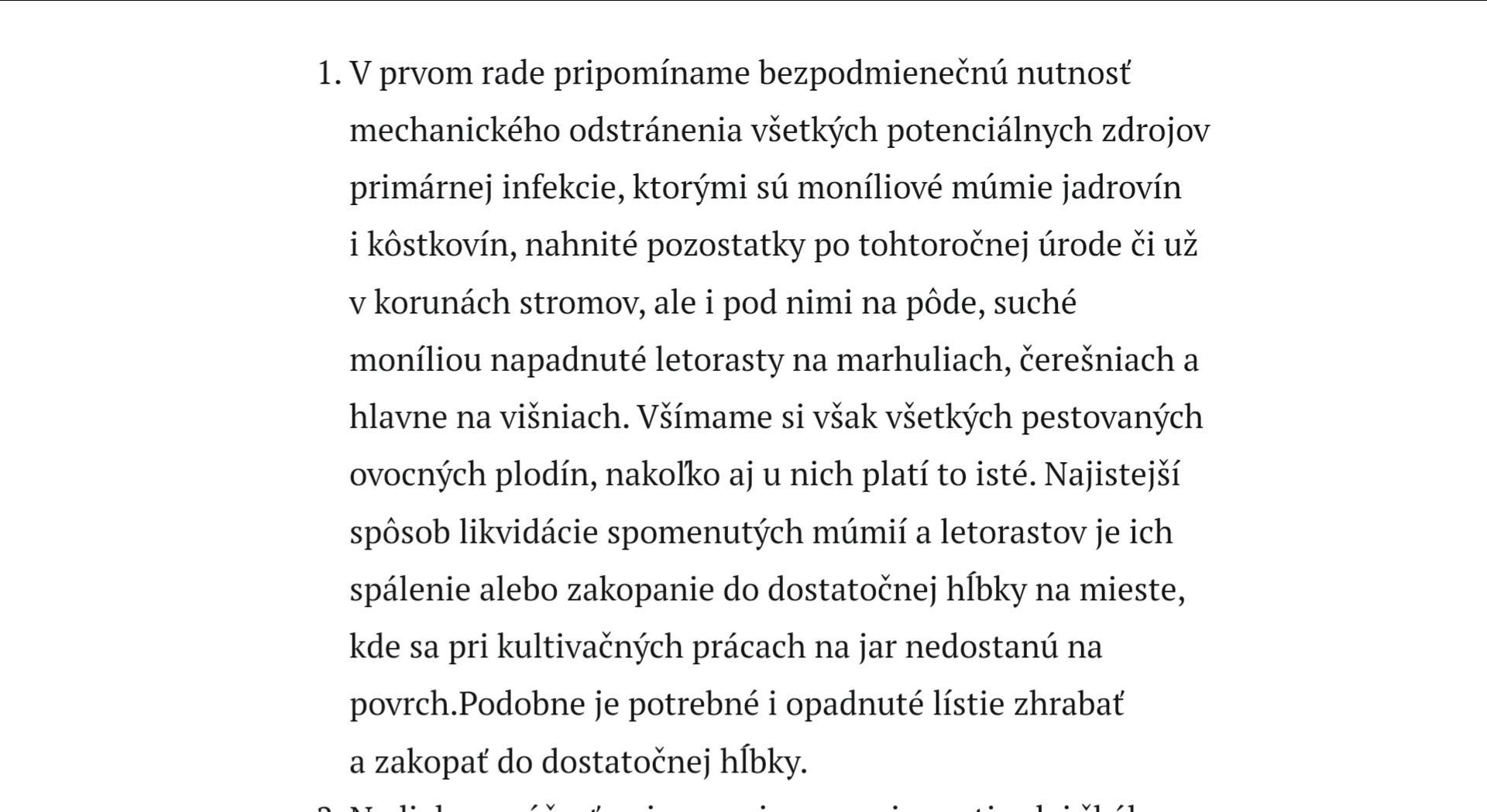 Jesenná prevencia proti hubovým... - Obrázok č. 1