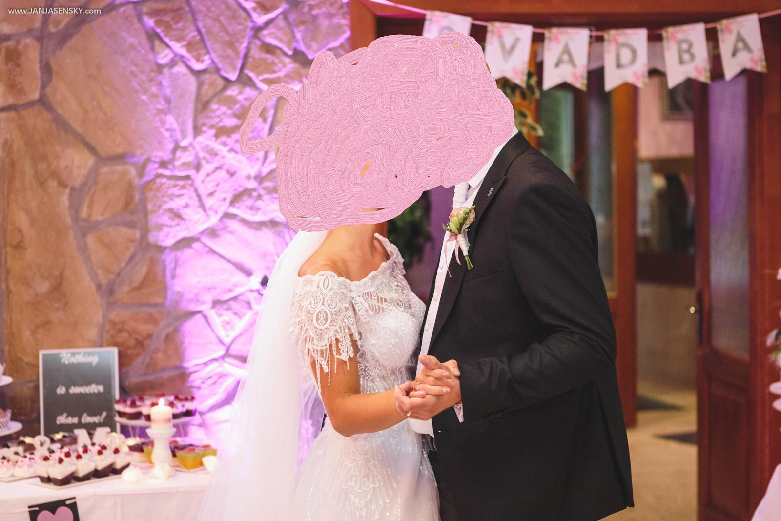 "nadpisy ""vitajte"", ""svadba"", ""mr and mrs"" - Obrázok č. 2"