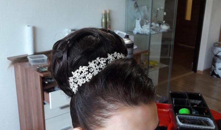 Luxusná čelenka do vlasov - Obrázok č. 1