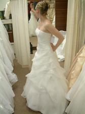 Caxa - tylová sukně 2