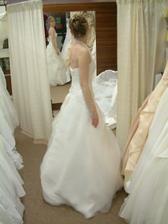 Caxa - tylová sukně 3