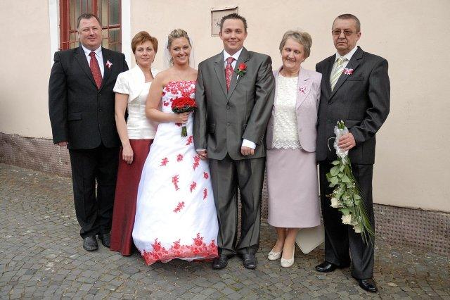 Andrea Stanisławiak{{_AND_}}Paweł Stanisławiak - s rodicmi