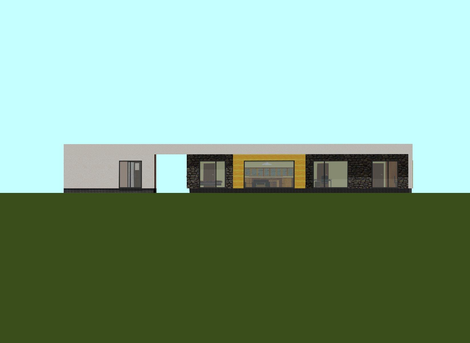 Projekt RD - dřevostavba, fma Celet s. r. o. - Obrázek č. 1