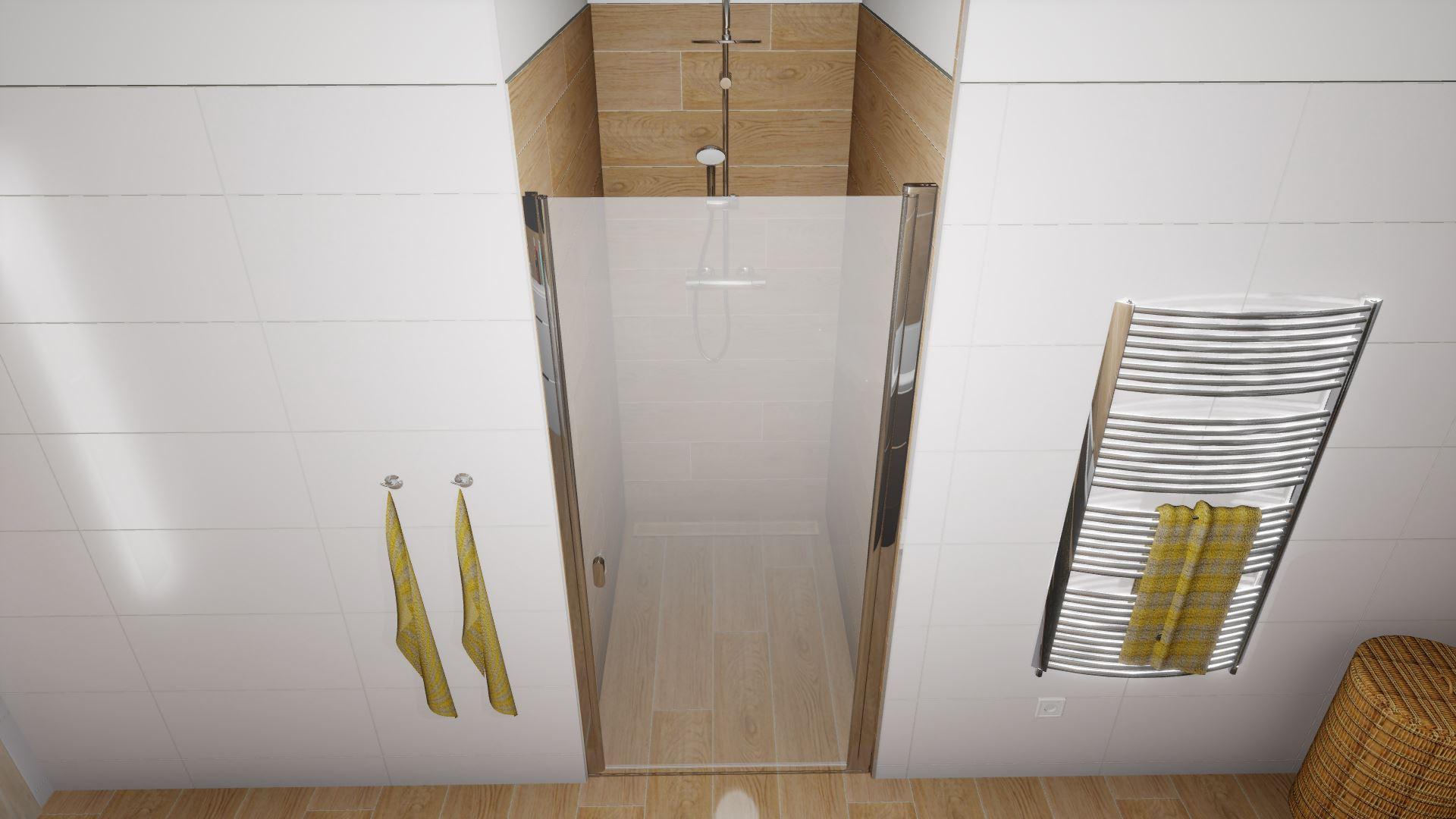Dětská koupelna a přilehlé WC - Obrázek č. 3
