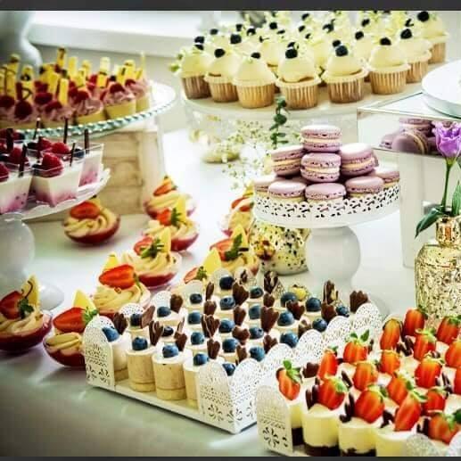 ♥ 24.10.2020 ♥ - Cukráreň Azalka - candy bar a torta.
