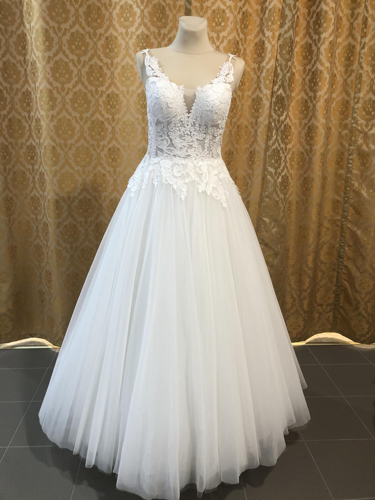 Svatební šaty Vanessa 38-42 - Obrázek č. 1
