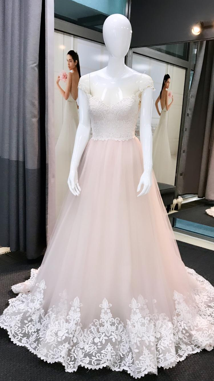 Svadobné šaty značky Lorenzo Rossi - Guvali - Obrázok č. 4