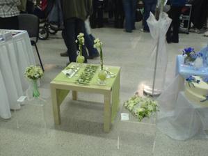 postřeh ze svatební výstavy