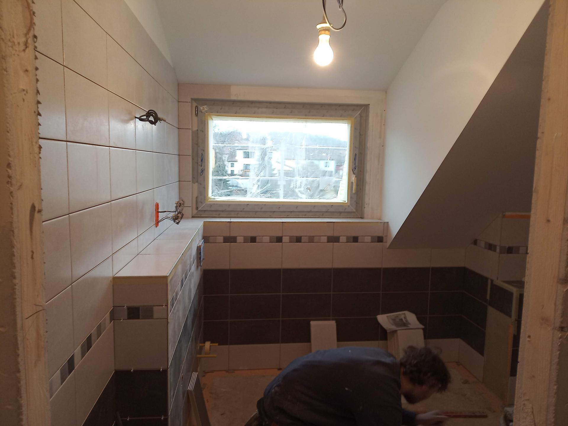 Nova 101 - 10. den - horní koupelna
