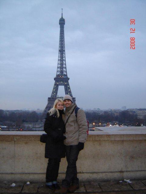 G+A 5.6.2010 - Zásnuby v Paríži