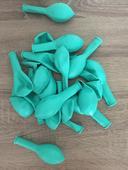 18 ks balonků mint,