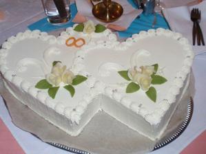 torta bola nie len krásna ale aj veľmi chutná