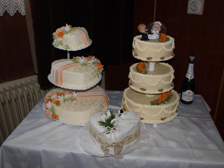 Katarína{{_AND_}}Radovan Rychnavský - a naše krásne  tortičky:-)))