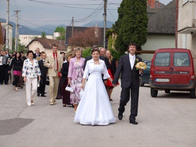 Katarína{{_AND_}}Radovan Rychnavský - po ceste do saly sme si aj zaspievali