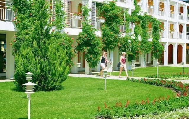 Svatební cesta - hotel Nessebar Beach