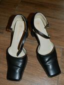 Boty na podpatku, 38