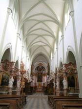 Tady proběhne obřad. Bazilika Nanebevzetí sv. Panny Marie