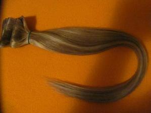 Koupeny vlasy (svých mám málo tak něco na víc)