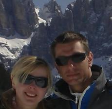 my dva na horách
