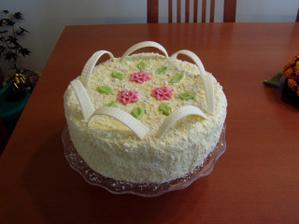 Ještě jeden dort zbyl na druhý den.