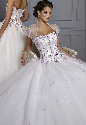 Svatební šaty - růžové i červené až do bordó - Obrázek č. 506