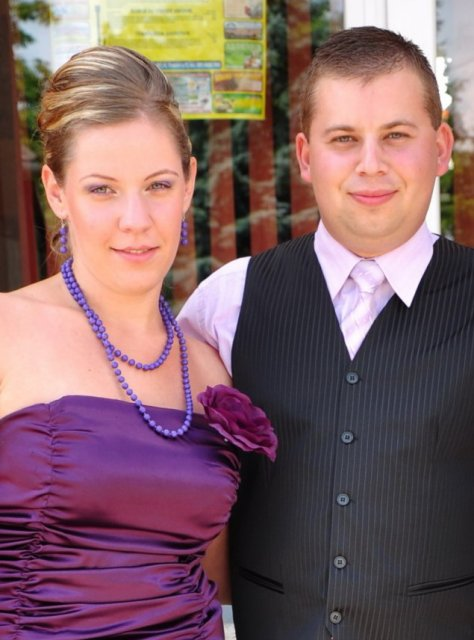 Daniel Firda a Katarina Horvathova 25.9.2010 - Obrázok č. 8