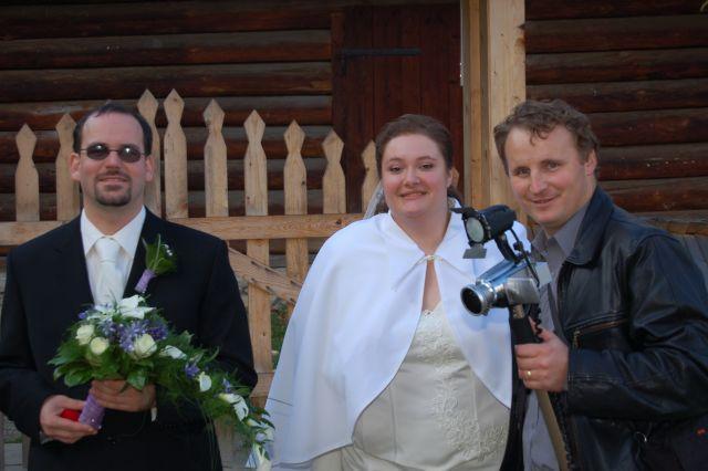 Zuzana{{_AND_}}Martin - My a náš kameraman Vladko