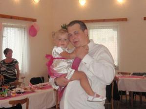 tatínek s dcerou :o)