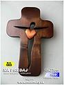 Renko a Lucka 21.8.2010 - náš krížik, vďaka pán Mušinský
