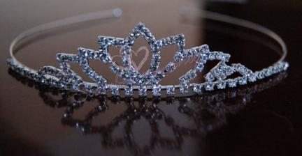 ...jako princezna :-)