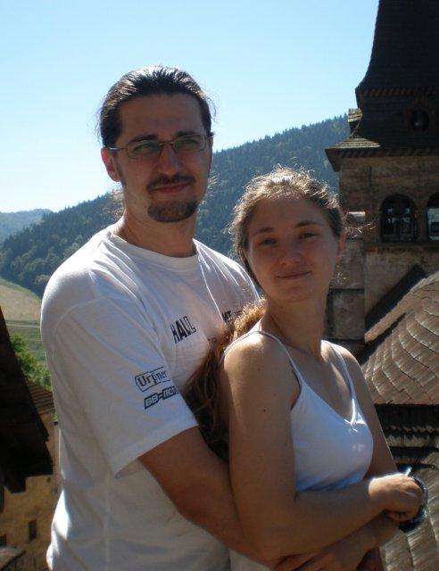 Zdenka a Maťo, 23.10.2010 - my dvaja *_*