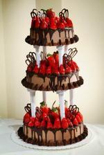 čokoláda v kombinaci s jahodami - to fakt miluju!