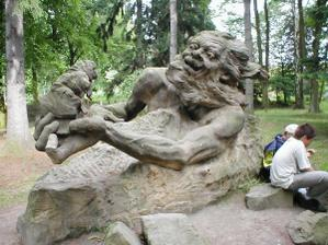 socha Krakonoše